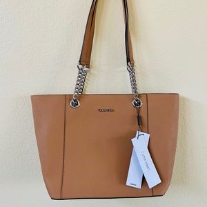 Calvin Klein tote new with tags